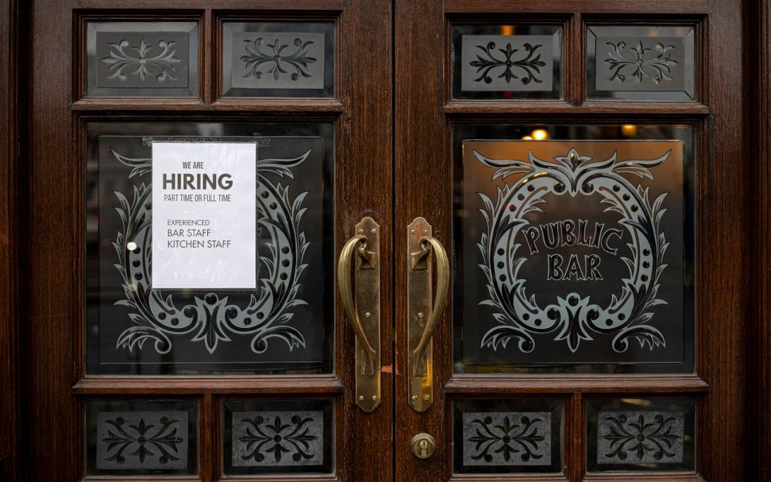 Covid Disguises Chronic Scarcity of Workers for U.K. Recovery